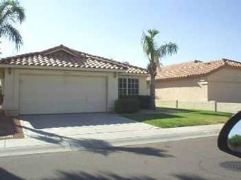 Single Family Rental Home In Gilbert