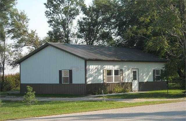 Nearly New 2br Ranch East Of Indianola