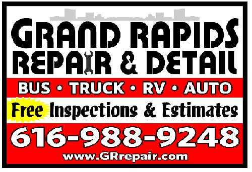 Full Service Bus, Motorcoach, Diesel And Auto Repair