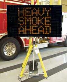 Portable Led Display Sign