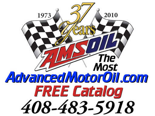 Amsoil • Up To 25,000 Miles Between Oil Changes!
