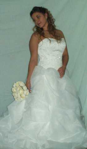 Davinci Wedding Dress Never Worn 800$