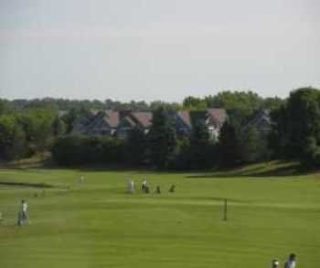 Live On Lake Hazeltine And Hazeltine Golf Course!