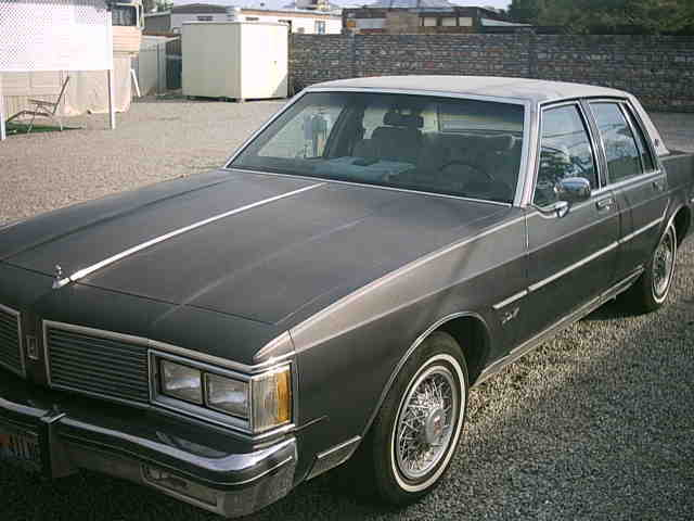 1982 Delta 88 Royal Brougham
