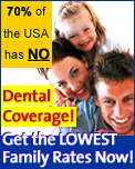 Low Monthly Fee On Dental & Health Plan