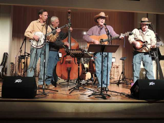 The Mars Hill Porch Pickers Band - Bluegrass, Newgrass, Folk Music