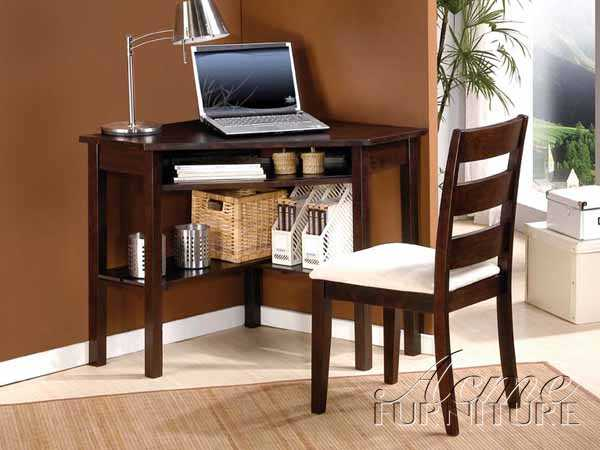 2pc Pack Corner Desk & Chair
