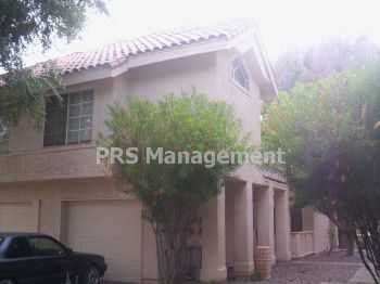 Townhouse Rental Home In Gilbert