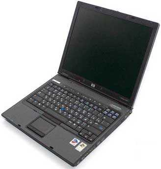 Hp Compaq Nc6220 Laptop For * Parts *