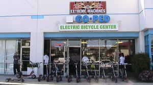 Electric Bikes Repair