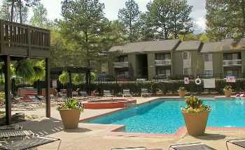 Heated Spa, Business Cafe, Lighted Tennis Courts!