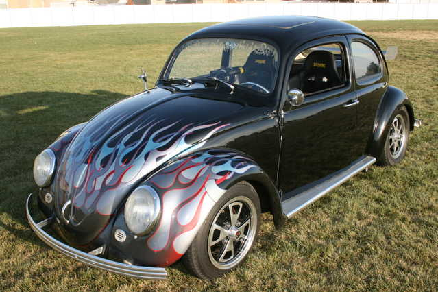 Custom 1962 Vw Bug