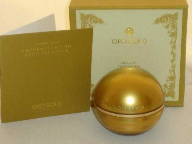 Cheap Oro Gold Products, Real 24k, Authentic, 75% Off