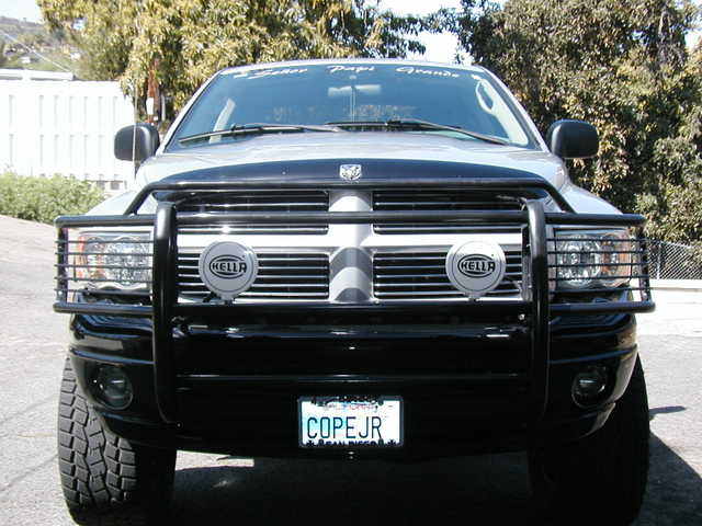 2004 Dodge 6 Cyl. Hi Output Turbo Diesel 4x4 2500 Crew Cab