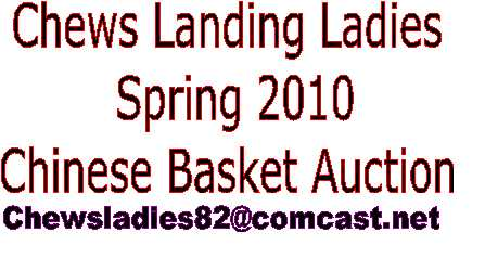 Chinese Basket Auction