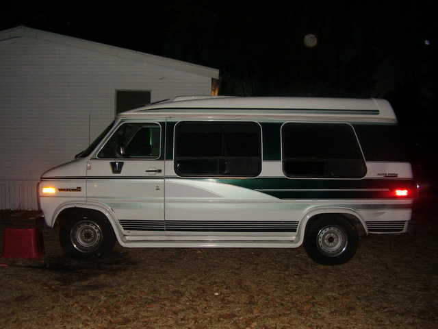 95 Gmc Vandura 2500 High Top Conversion Van