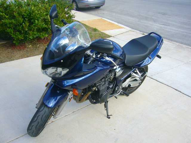 Super Clean Suzuki Bandit 2002 Need To Sell Asap 3600