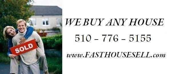 •we Buy Any House! •