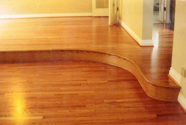 Hardwood Floors - Refinshing And Installations