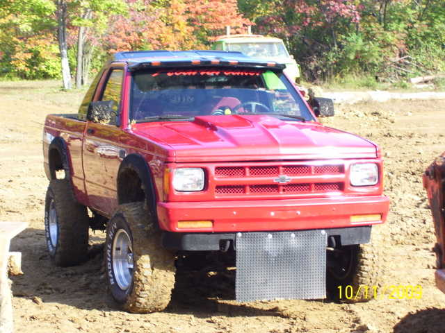 Sweet Project 4x4 Chevy Truck~1983 S - 10~trades Welcome!~