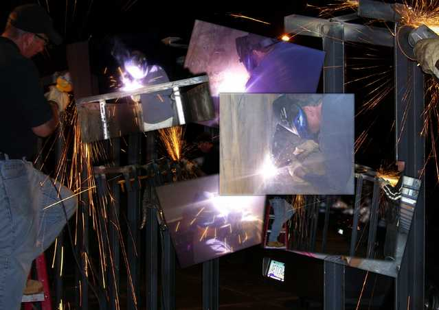 Welding And Steel Fabrication