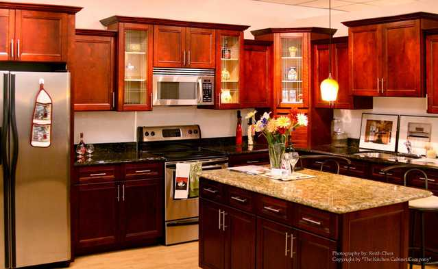 Low price for high end cabinets warminster pa for Upper end kitchen cabinets