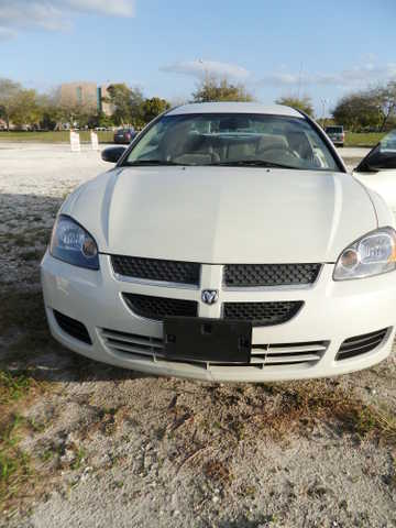 Dodge Stratus Sxt 2003 Coupe