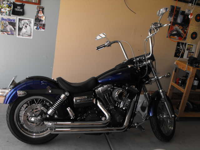2007 Harley Davidson Streetbob Only 6513 Miles