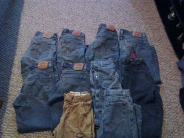 Youth Boys Jeans. Top Names