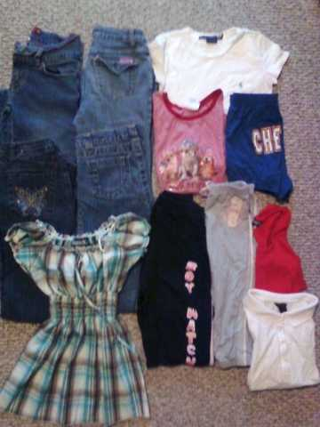 Youth Girls Cloths