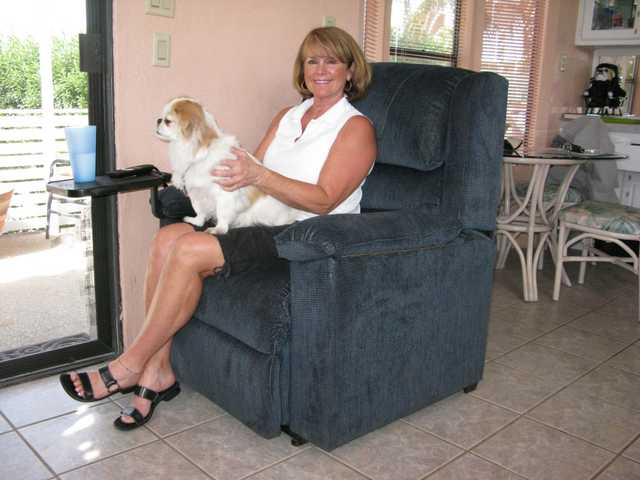 Regal Chaise Electric Recliner / Lift Chaise