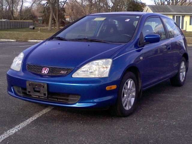 Honda Civic Si Hatchback