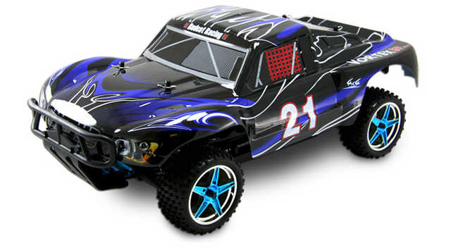 Brushless 4x4 Rc Truck