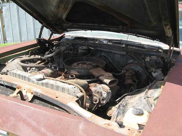 1968 Impala Restoration Project For Sale