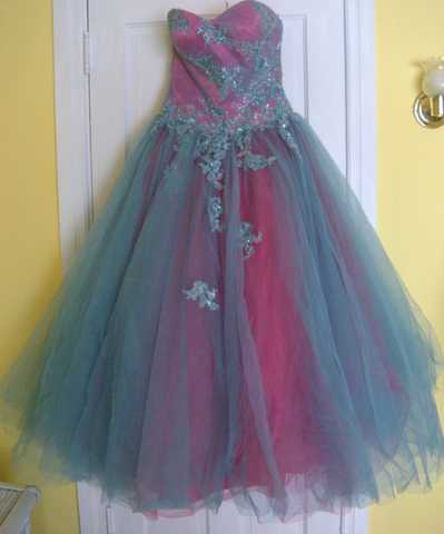 Beautiful / Unique Designer Prom Gown (Columbia)