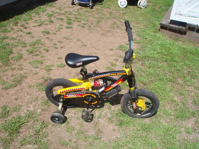 I Have A Little Tonka Bike