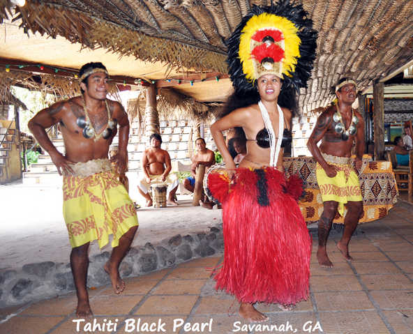Tahiti, Polynesian & Hawaiian Dance Classes
