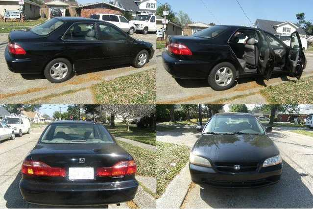 2000 Honda Accord Ex For Sale - $5300