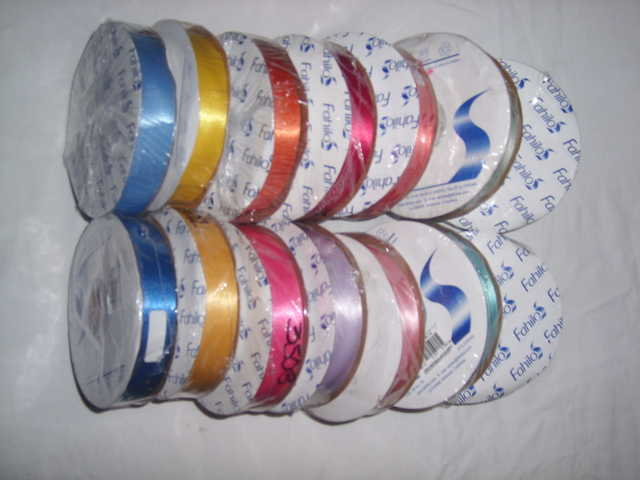 Roll 32 Yards 1 Double Sided Satin Ribbon