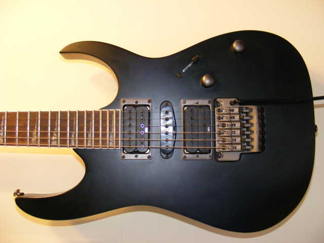 Ibanez Rg5ex1 Electric Guitar Amazing!