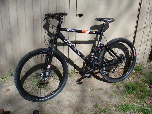 Trek Fuel 70 All Mountain / Trail Full Suspension Bike $550