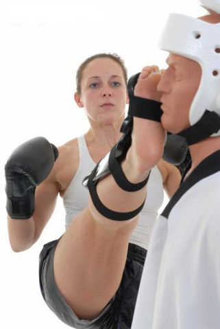 Personal Training And Self Defense