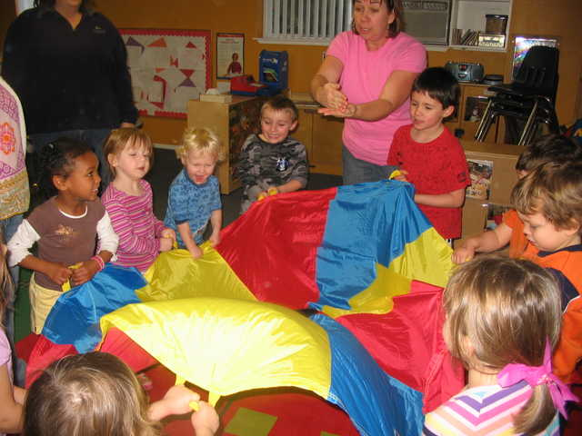 Preschool Program With Full Day Options