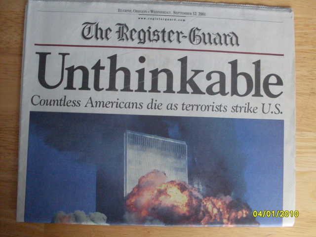 9 - 11 Newspapers
