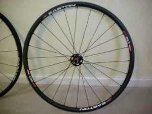 Easton Ec90 Slx Wheelset - Tubular