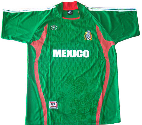 Mundial Soccer Jersey (All Teams)