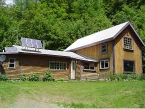 $169900 Solar Powered Beautiful Home On 46 Acres!