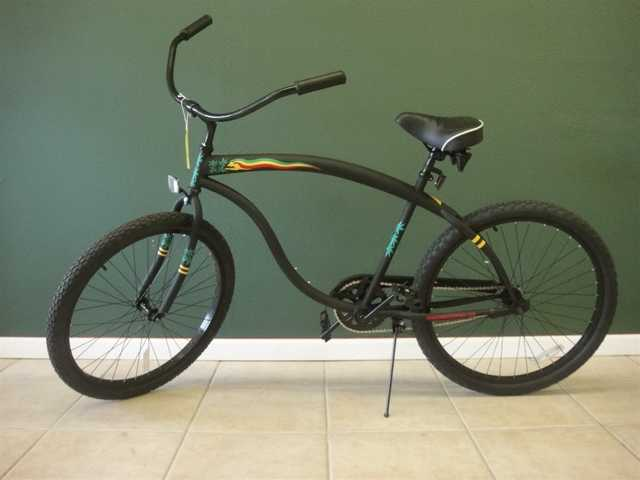 Rasta Beach Cruiser Bikes