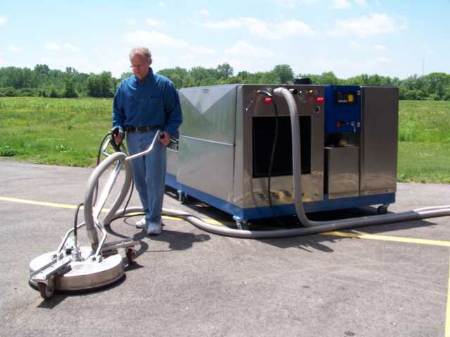 Environmental Surface Cleaning Systems