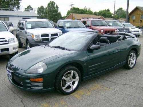 2001 mitsubishi eclipse spyder gt mitsubishi spyder gt convertible 7 000 laramie wy. Black Bedroom Furniture Sets. Home Design Ideas